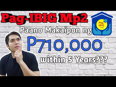Pag - Ibig Mp2 the best investment para sa mga Ofw