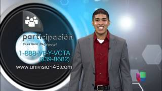 baby jay univision register to vote psa