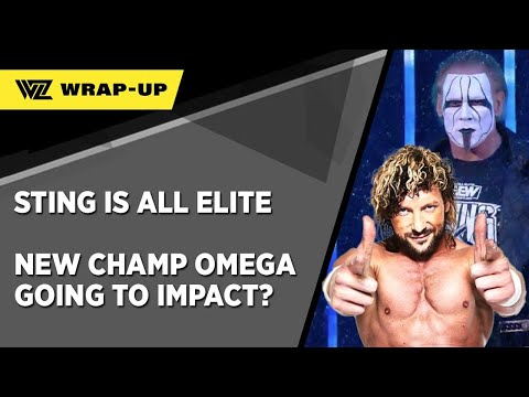 AEW WINTER IS COMING: MOXLEY VS OMEGA & WWE NXT POST-SHOW - WRESTLEZONE.COM