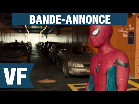 Spider-Man : Homecoming - Bande Annonce #3