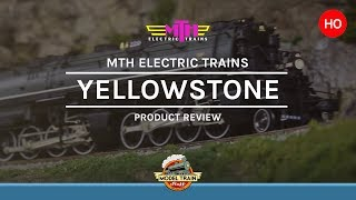 ho scale mth baldwin yellowstone