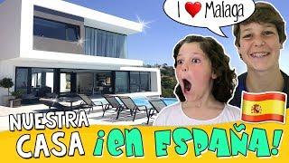 ¿¿CÓMO será NUESTRA NUEVA CASA?? 🏠 REACCIÓN a la Casa que HEMOS CONSTRUIDO en ESPAÑA 🇪🇸 📷 thumbnail