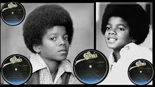 Michael Jackson Lady in My Life EPIC Records