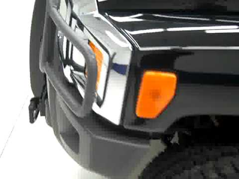 2006 HUMMER H3 4WD-2ND BENCH-SUNROOF-LEATHER-6 CD - B1602 $1