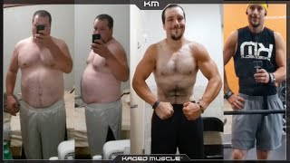 100 Pound Weight Loss Transformation Story | Josh Wennes