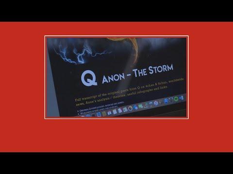 Décrypteurs: la conspiration QAnon rejoint la COVID-19