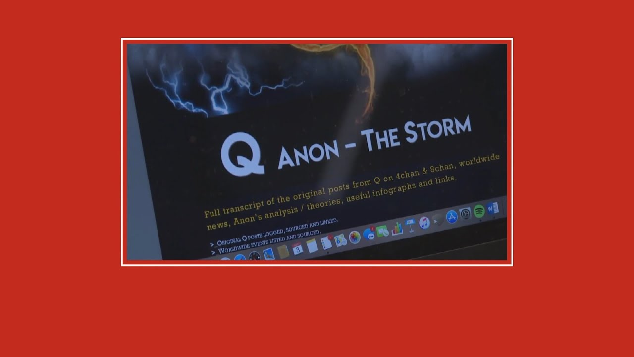 Décrypteurs : la conspiration QAnon rejoint la COVID-19