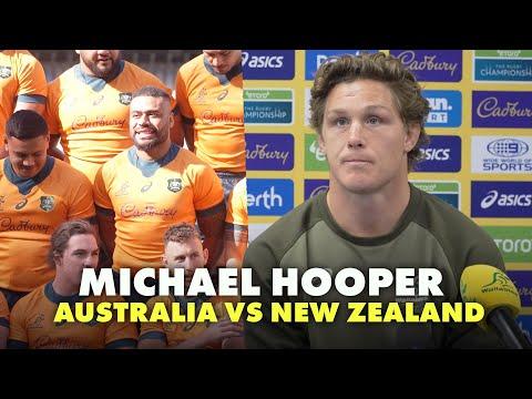 Michael Hooper on how Australia can beat New Zealand rugby   Bledisloe Cup