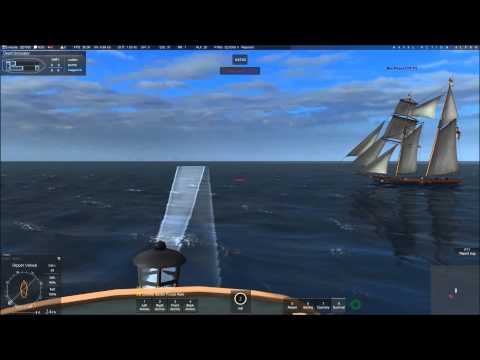 Naval Action Open World - Episode 43 - Traveling Along the Chain