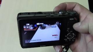 моя старая видеокамера: Фотоаппарат Sony HX9v обзор проверка временем