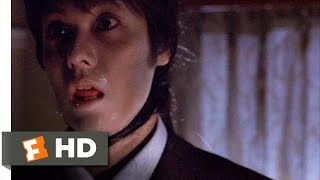 Ju-on 2 (3/8) Movie CLIP - Hanging By Hair (2003) HD