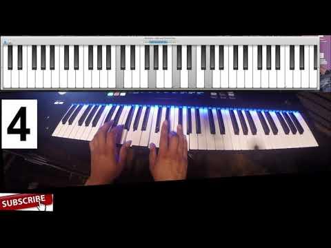 Defender - Upper Room Piano Tutorial