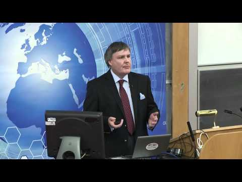 Prof. Jamie Davies - Synthetic Biology: the Potential and the Problems of Re-engineering Life