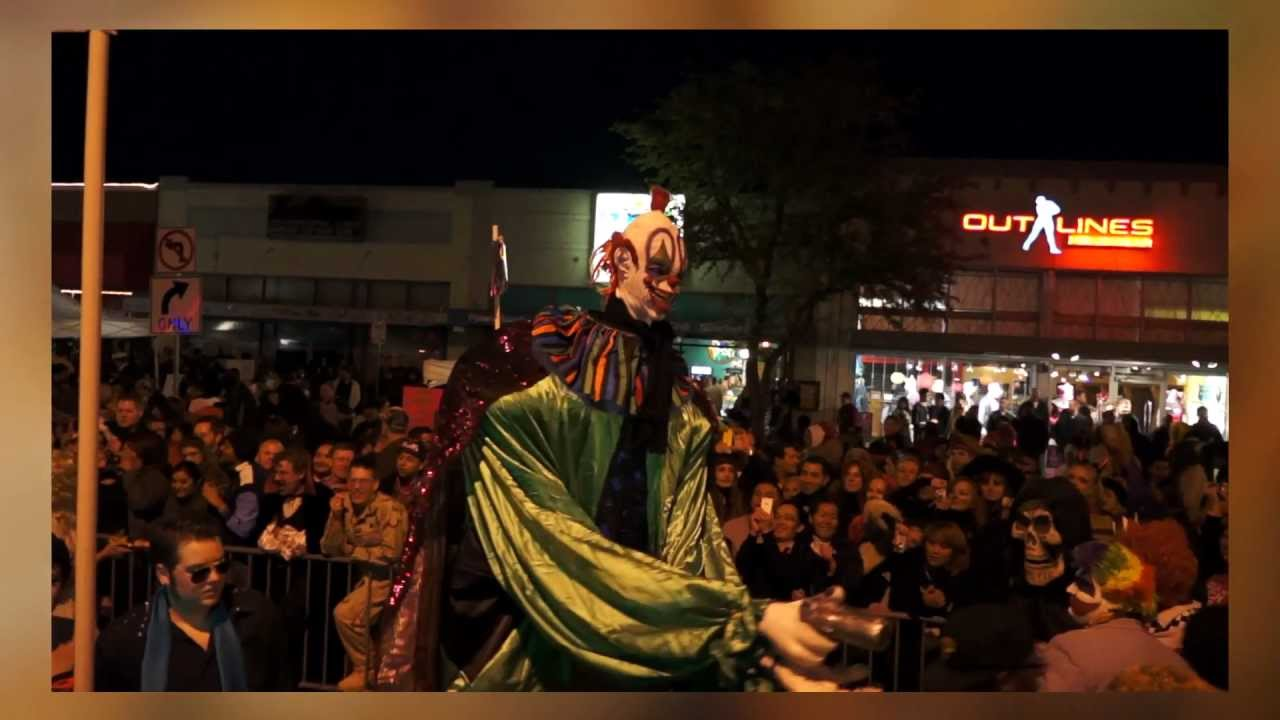 halloween block party - dallas - 2012 - youtube
