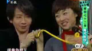 刘谦绳子魔术教学