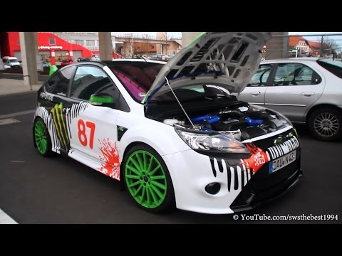 mountune ford focus rs inspired by ken block overview sound youtube. Black Bedroom Furniture Sets. Home Design Ideas