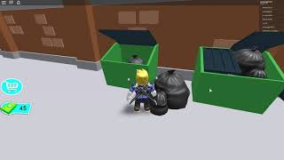Playing Roblox obby! (rob the mansion obby!) (SO HARD!)