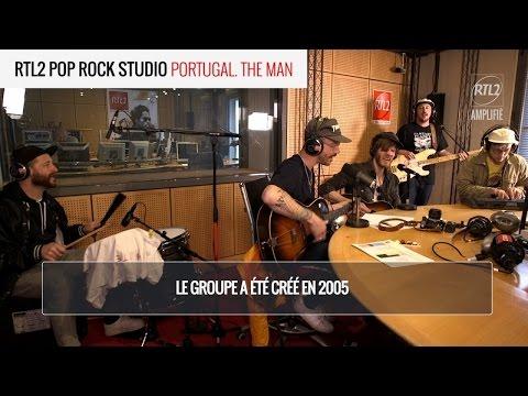 PORTUGAL. THE MAN - Better Days RTL2 Pop Rock Studio
