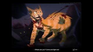 """""""Боль стекала по венам вниз"""" Коты воители"""