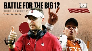 Big 12 2020 College Football Preview: Is Texas Back, Or Will Oklahoma Continue Playoff Streak?