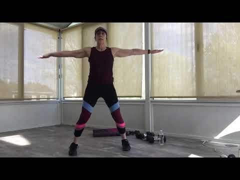 Bodyworks & Abs #1 (with Holds)