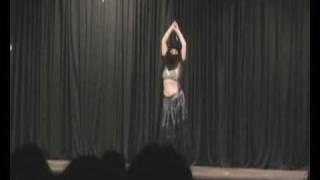Parvana. Baile con sable