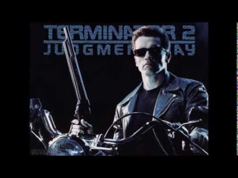 Terminator 2: Judgement Day movie commentary