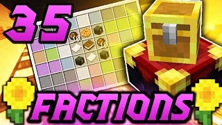 THE NEW GOD CHEST RELEASE! | Minecraft COSMIC Faction Episode 35