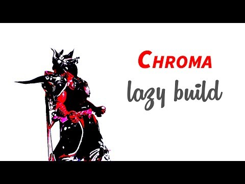 how to build chroma warframe