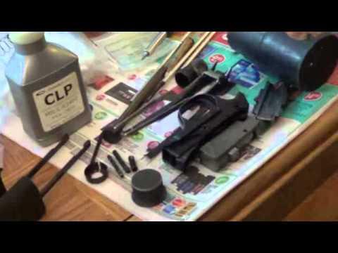 Geoffrey's hunting diary: Shotgun maintenance