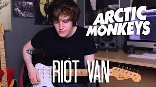 Riot Van - Arctic Monkeys Cover