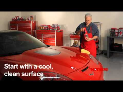 Mothers California Gold Clay Bar System - How to Video - Advance Auto Parts
