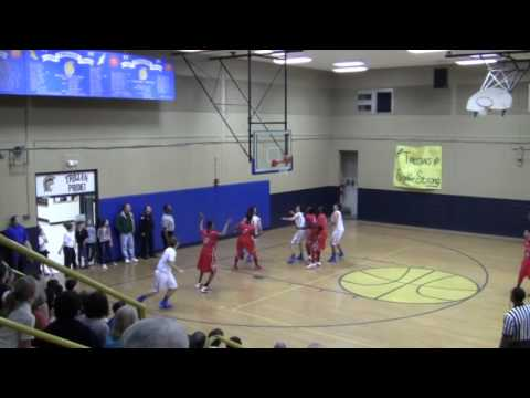 SHS vs. Pointe Coupee Central 2014-02-11 Keaton