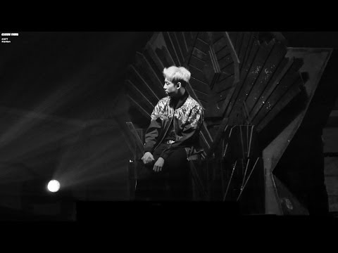 [FANCAM] 160508 GOT7 BAMBAM FLY IN SHANGHAI-I LOVE IT+WOLO