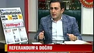 Ömer Faruk Hamurcu ile Referandum Özel-Mustafa Aksu 10.04.2017