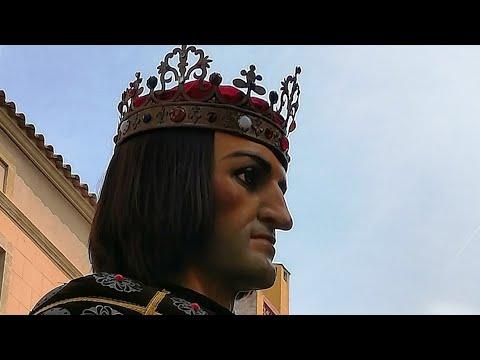 XVIIè Dia del Geganter Vilafranca del Penedès