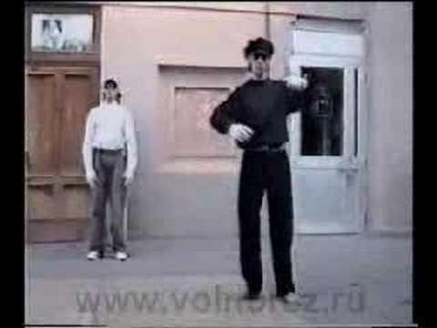 Robot Dance - mercury 1