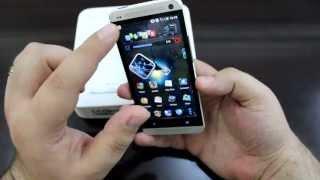 HTC One unboxing & review انبوكسينج اتش تي سي وان مع مواصفات وشرح