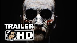 Jigsaw featurette trailer - philosophy of jigsaw (2017) tobin bell horror movie hd