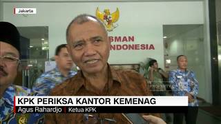 Download Video KPK Periksa Kantor Kemenag MP3 3GP MP4