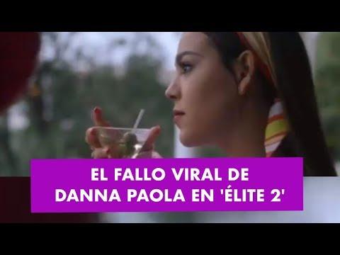 EL FALLO VIRAL de Danna Paola en 'Élite 2'