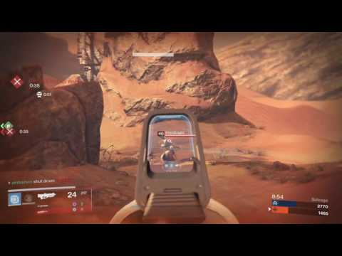 Destiny Hackers:Invisible Warlock