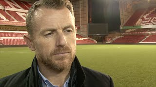INTERVIEW | Gary Rowett on Nottingham Forest draw | Nottingham Forest 1-1 Birmingham City