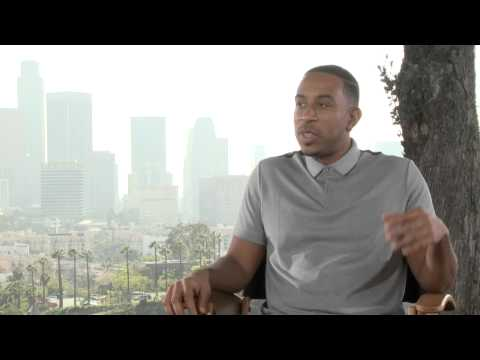 "Furious 7: Chris Bridges ""Tej"" Ludacris Official Movie Interview"