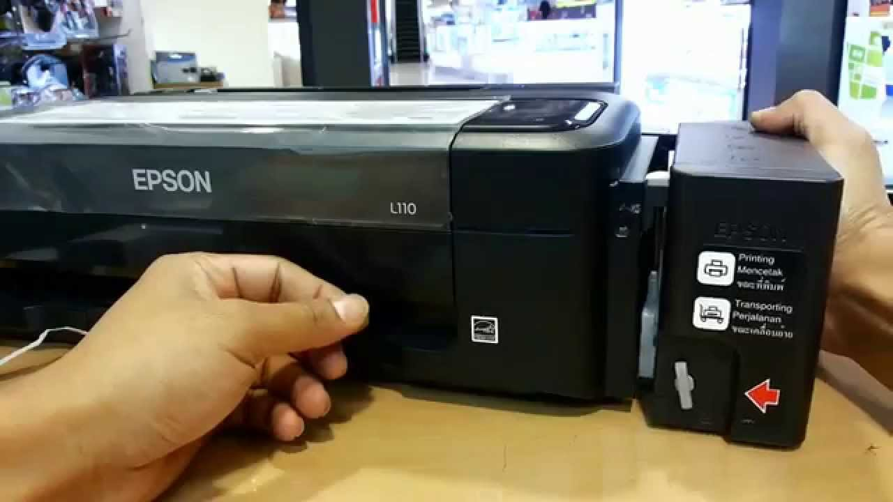 How To Refill Epson L100 L110 L120 L200 L210 L300 L350