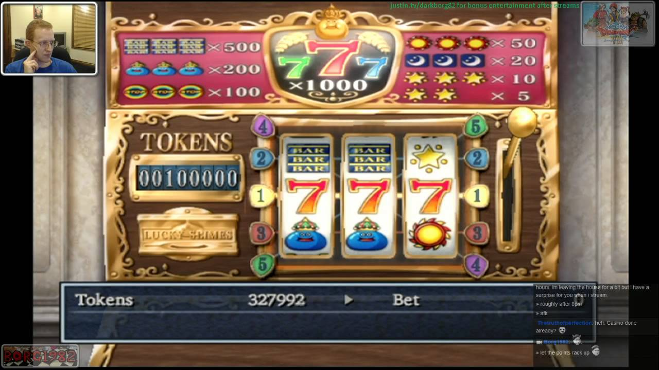 dragon quest 8 casino guide