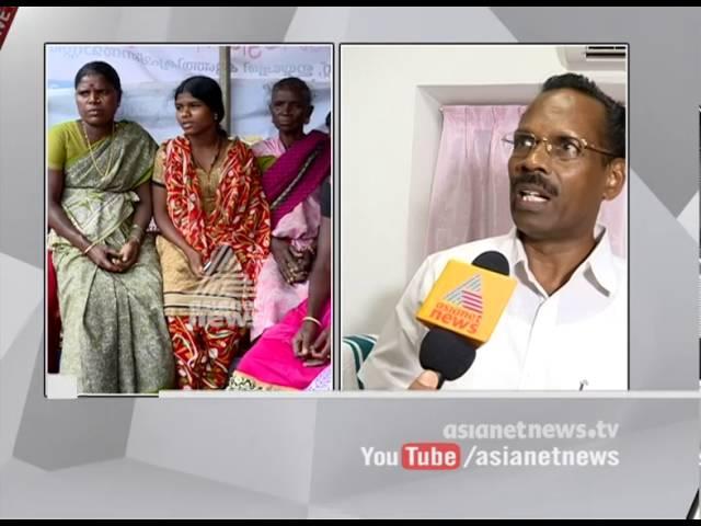 Minister TP Ramakrishnan response to Asianet News Roving Reporter
