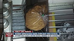 Rodent infestation plagues East High School