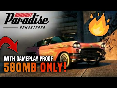 How To Download Burnout Paradise For Pc Free Highly Compressed