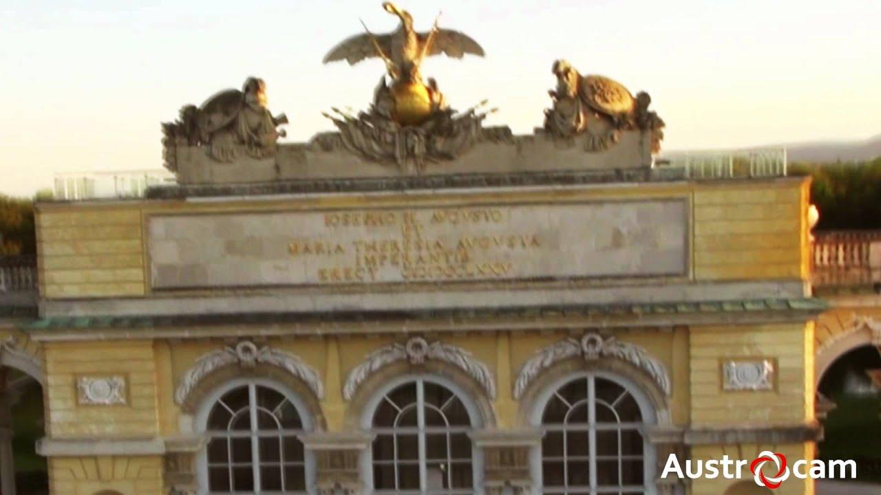 Gloriette Austrocam Wien Vienna Schönbrunn